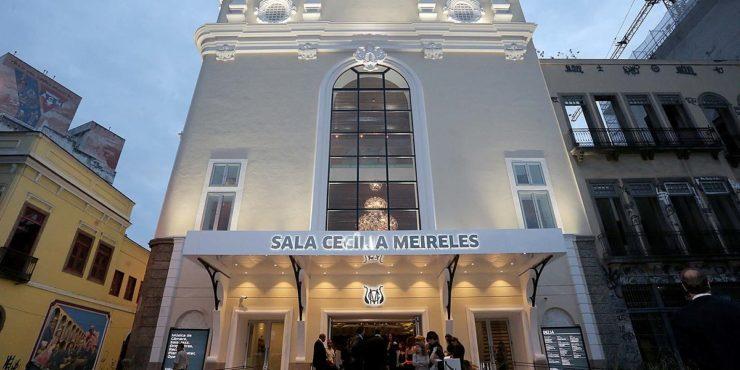 Casa de Cultura Cecília Meirelles