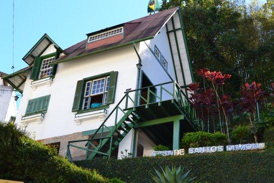 Museu Casa Santos Dumont